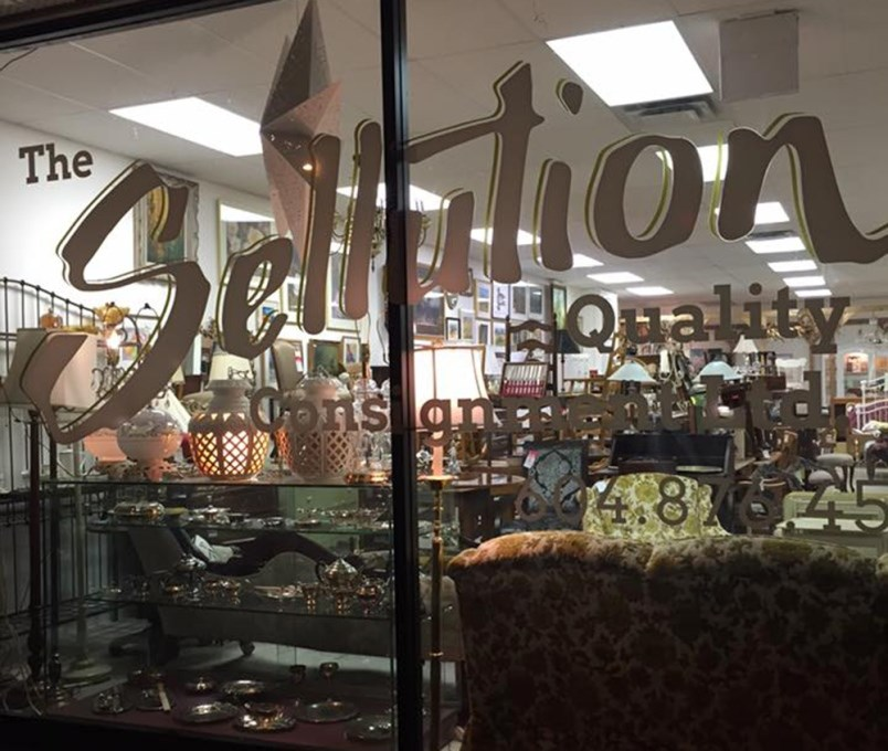 Sellution moved to a location on Kingsway last summer after its Main Street landlord tripled the re