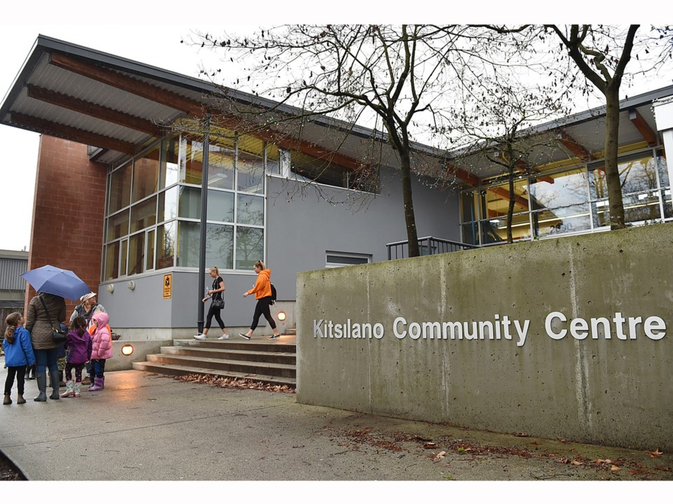 Kitsilano Community Centre