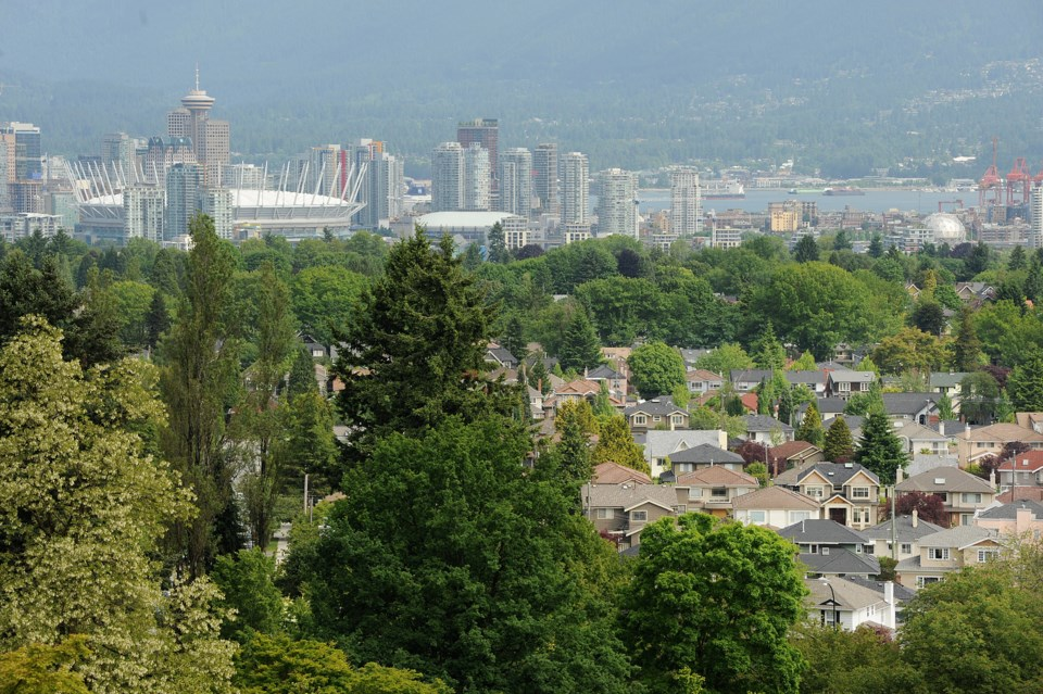 Vancouver property owners have until Friday, Feb. 2 to submit their empty homes tax declaration. Pho