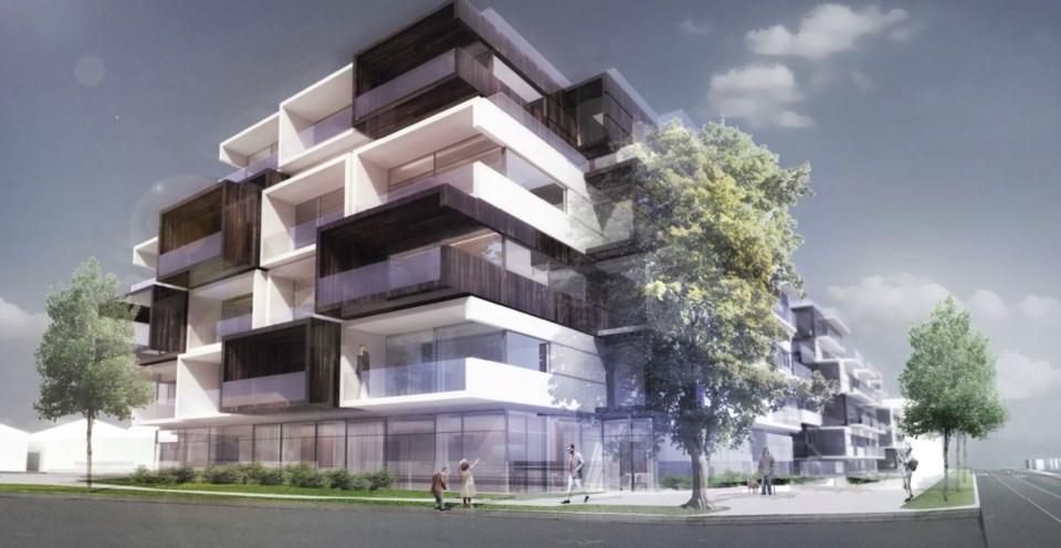 Marpole Arno Matis building 1