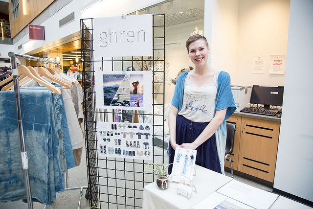 Preview of B.C.'s biggest student fashion show Wednesday at KPU. Image courtesy/ Wilson School of Design 2017 Designer Spotlight event