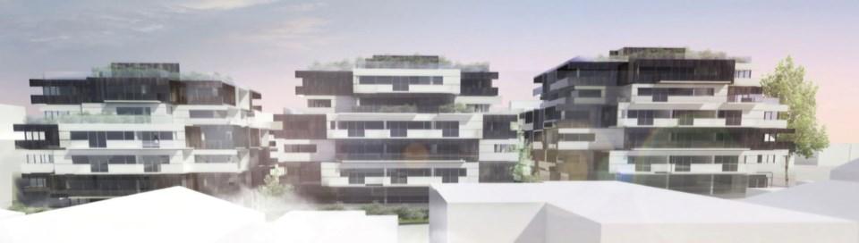 Marpole Arno Matis building 2 landscape