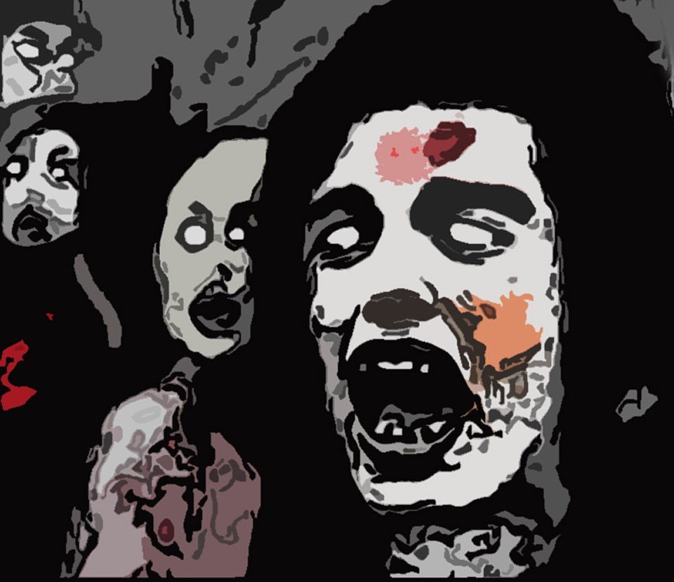 best zombie web stories for free