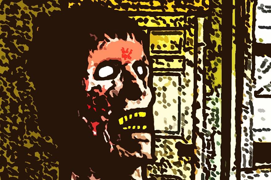 best zombie novels on the web