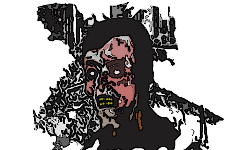 best online zombie web fiction