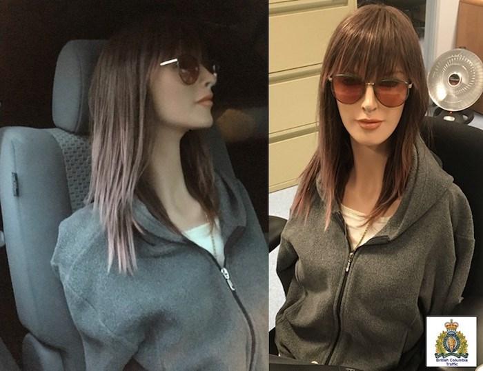 HOV mannequin