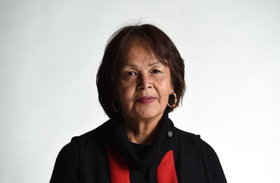 Lillian Howard received the Civic Volunteer Award (individual). A member of the Mowachaht-Muchalaht