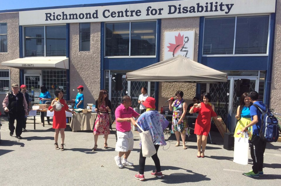 Richmond Centre for Disability RCD