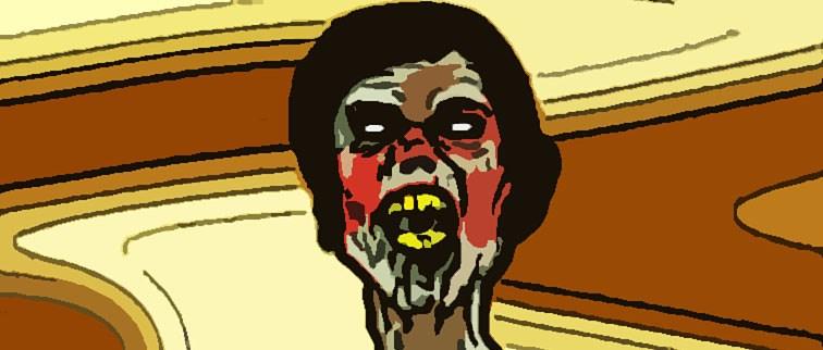 really good free zombie novels on the web