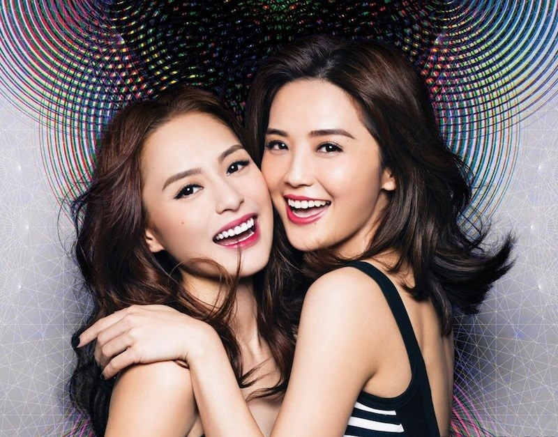 Chinese Cantopop duo Twins to perform in Vancouver debut this spring. Image / VISM