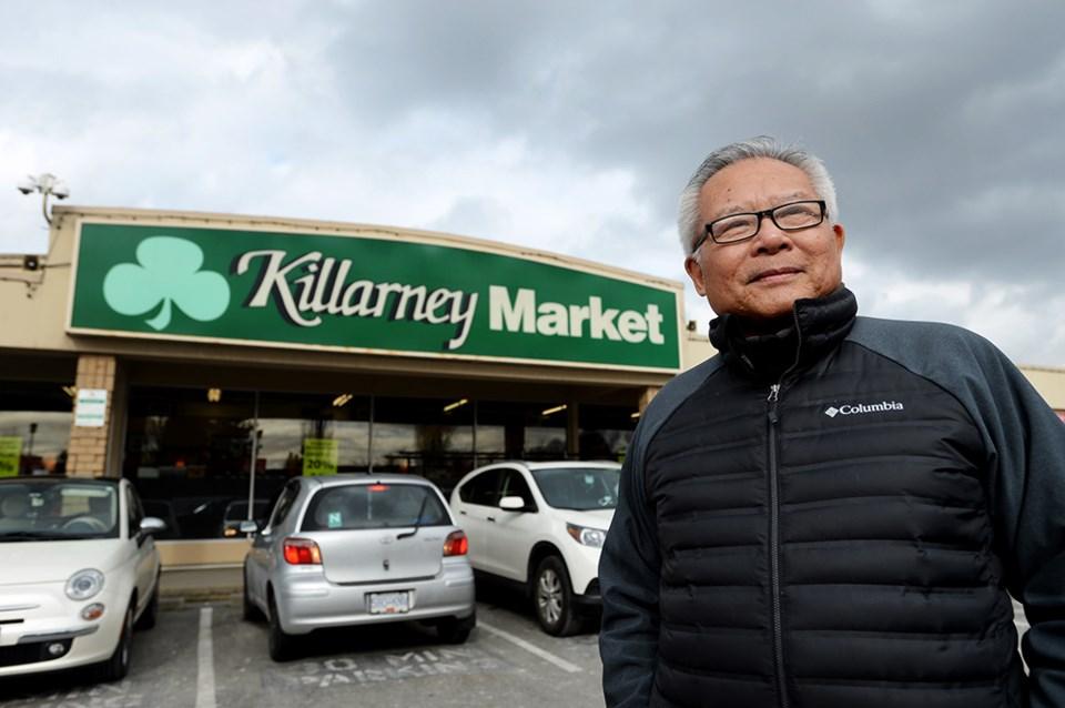 Tito Chiang Killarney Market
