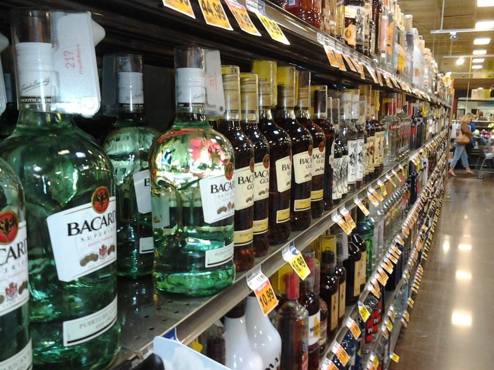delta booze alcohol LDB