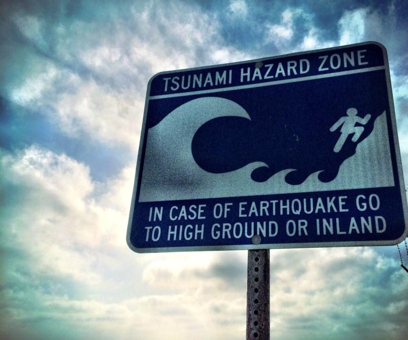 bc tsunami