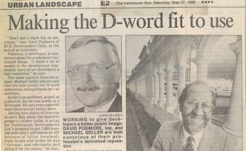 D-word Van Sun May 27 1989