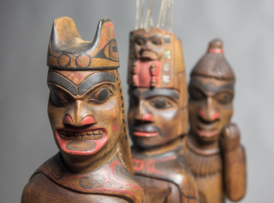 Two years in the making, E Now includes more than 450 works from the Museum of Vancouver's extensive