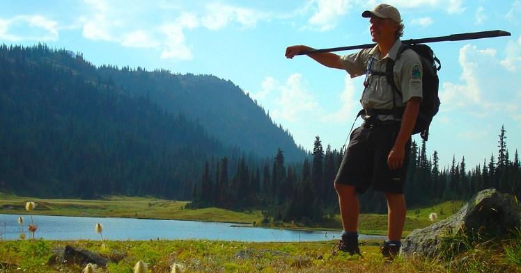 BC parks ranger