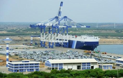 AFP Hambantota Port