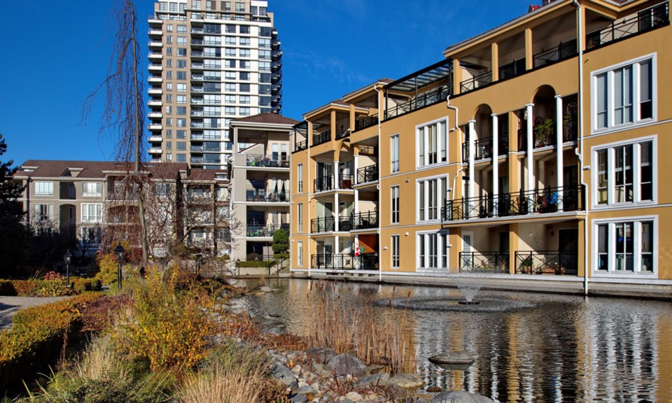 Uptown New Westminster residential real estate