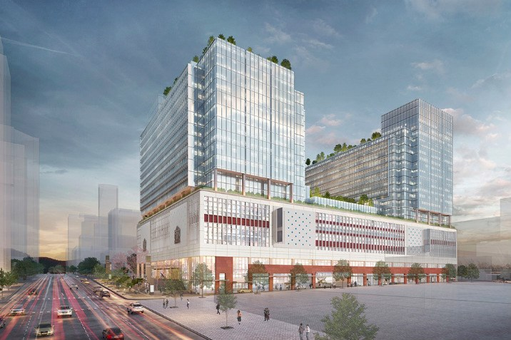 Amazon plans for old Vancouver post office