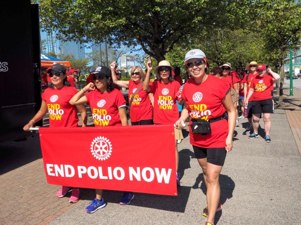 Fight polio walk 01