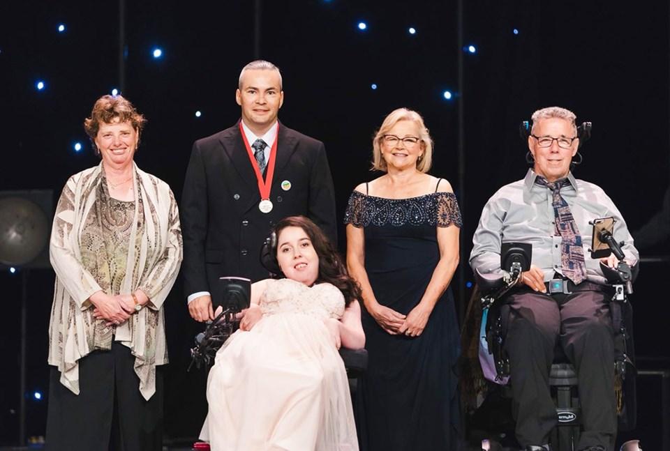 2018 Courage To Come Back recipients
