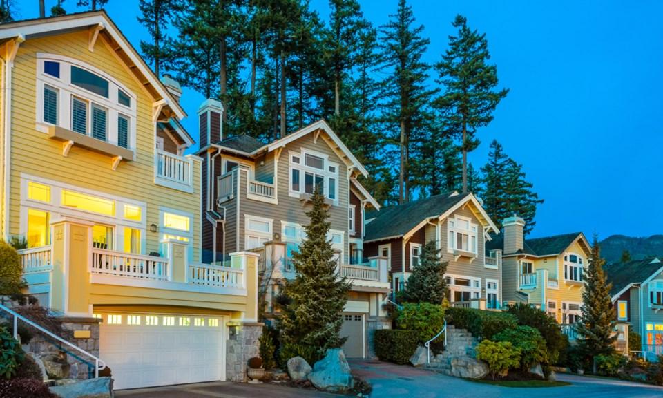 BC new homes real estate
