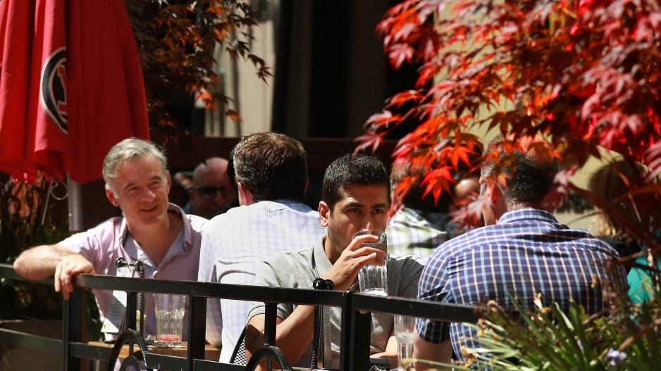restaurant patios