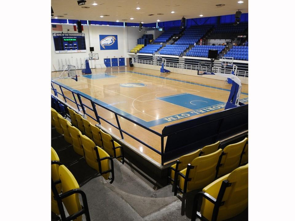 UBC War Memorial Gym. Photo Dan Toulgoet