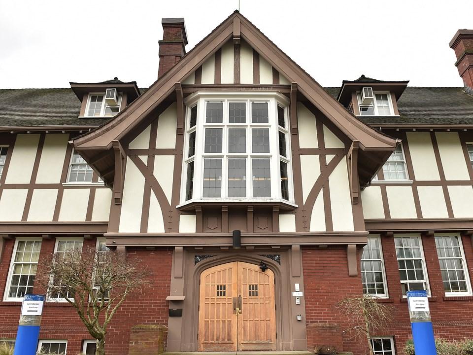 Fairmont Academy building. Photo Dan Toulgoet