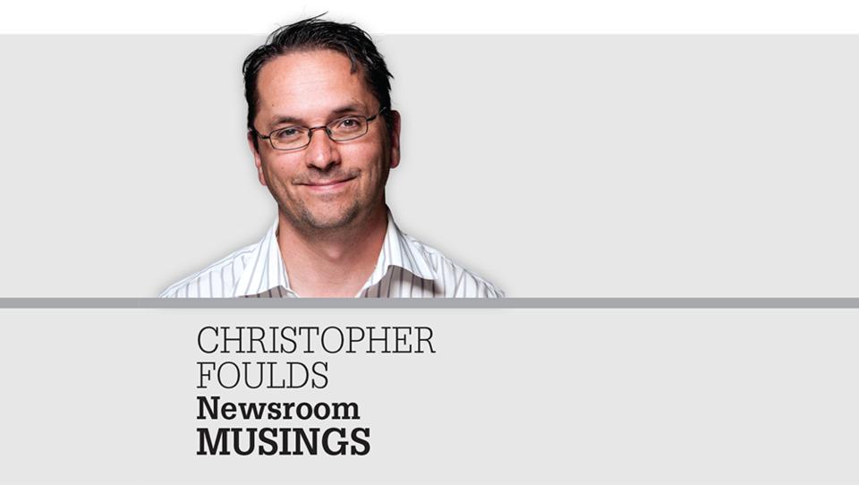 Foulds Christopher column head