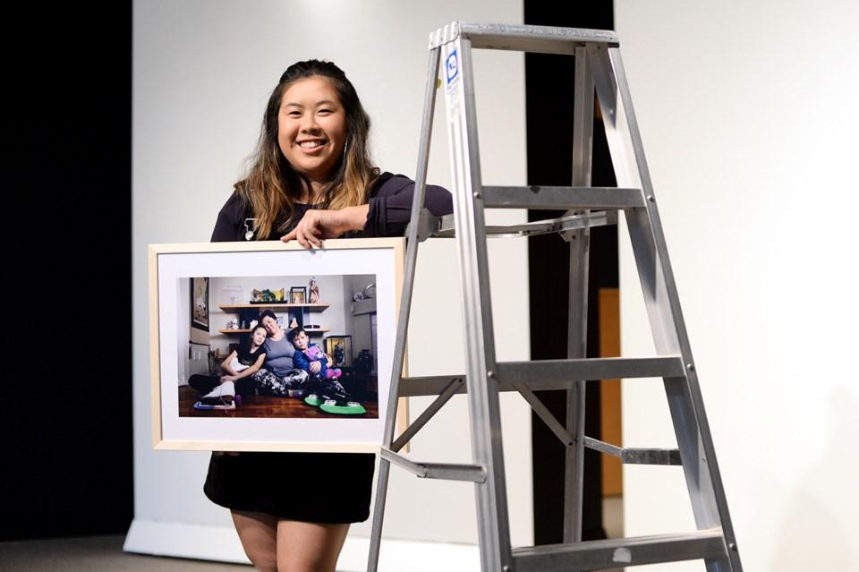 Kayla Isomura, The Suitcase Project