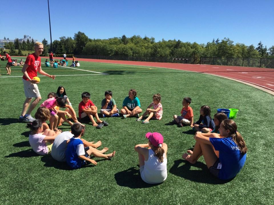 SFU Summer Camps 2