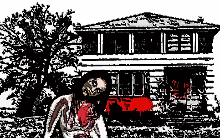 awesome zombie novels on the internet