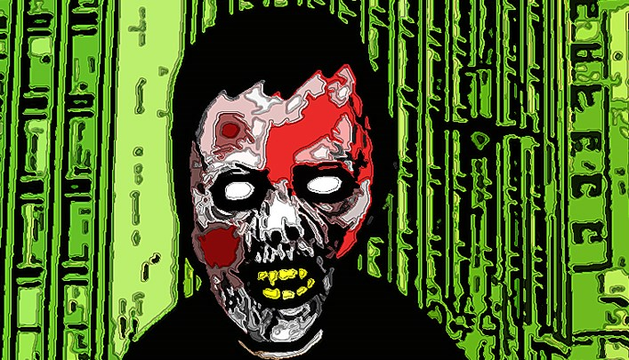 best free zombie novel series