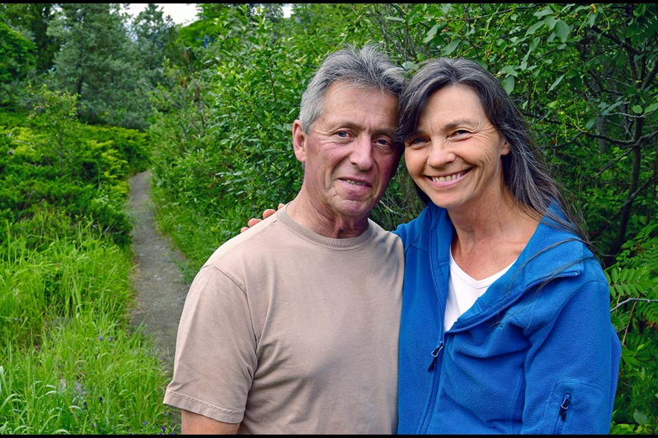 Al and Mairi Budreau have hiked around Kamloops since 2008, gathering and recording information from hundreds of backcountry routes.