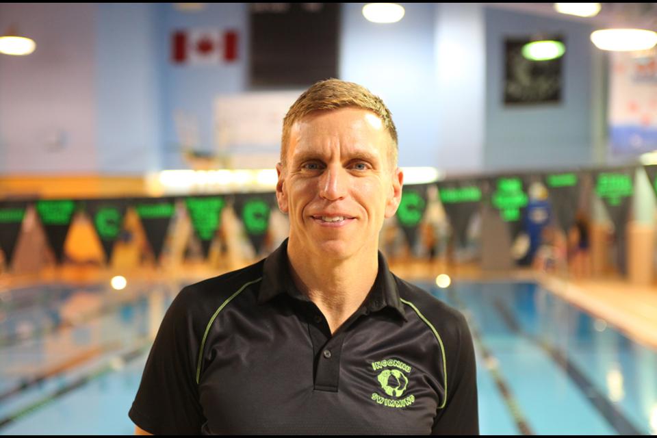 Longtime Inconnu Swim Club coach Steve Sadownik passed away on June 16, 2018 at age 46.