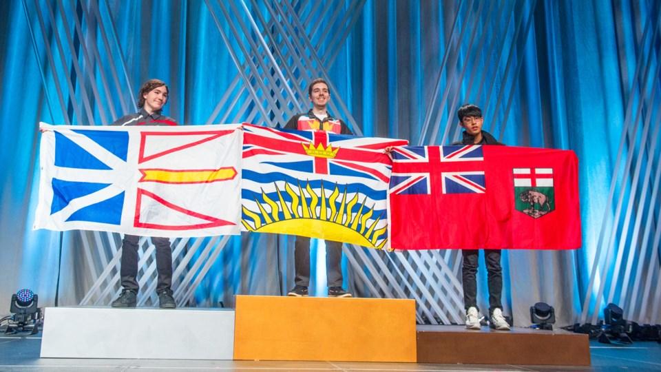 Gio Porta, Skills Canada