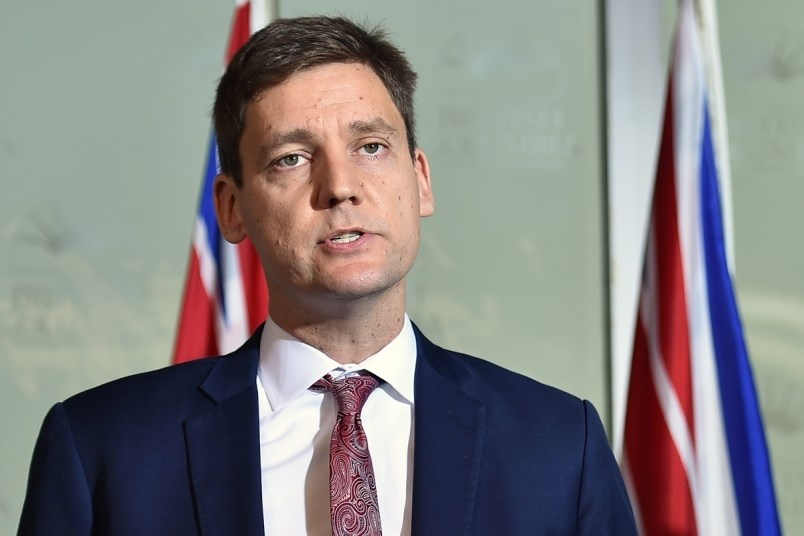 A report released by Attorney General David Eby June 27 recommends removing the British Columbia Lot