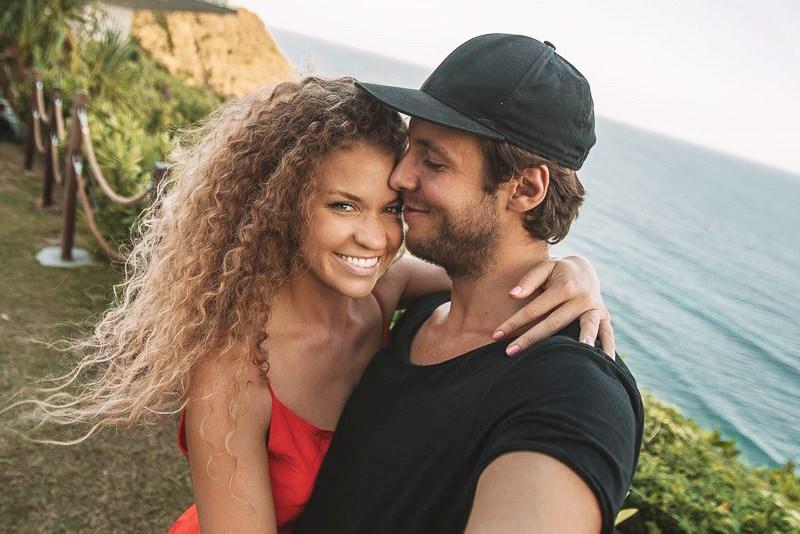 Megan Scraper and Alexey Lyakh.
