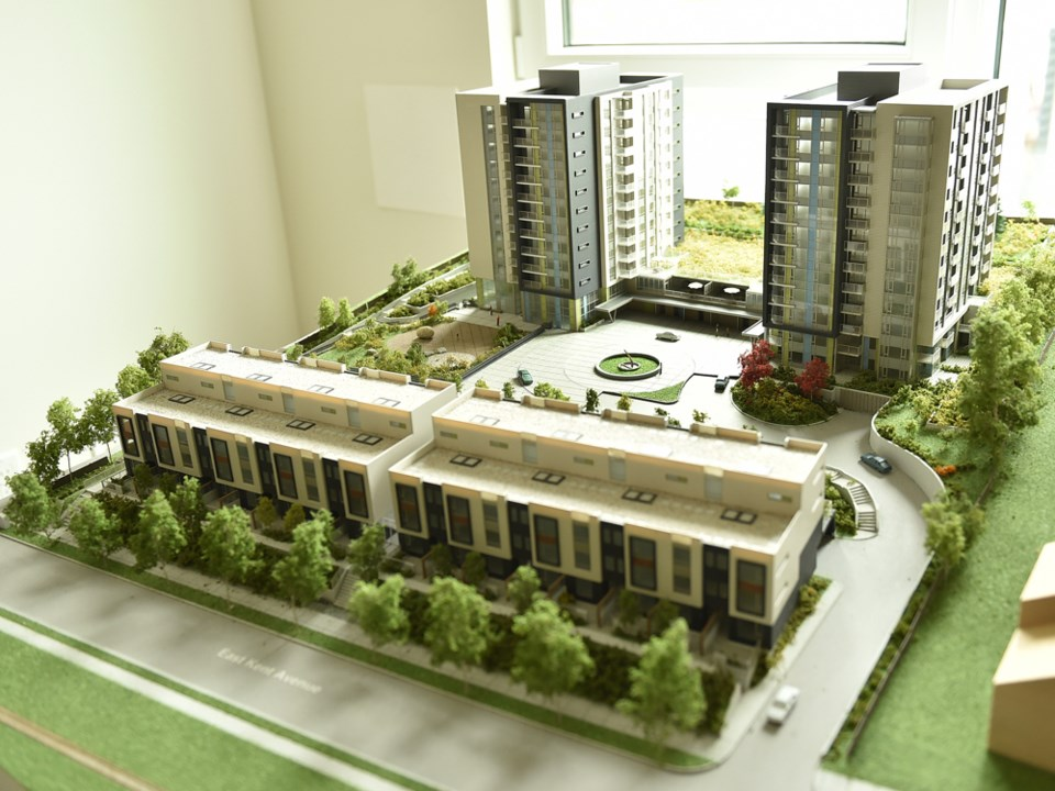 Fraserview Housing Co-op phase two