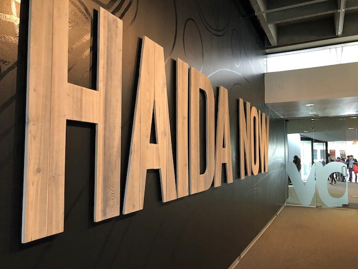 Despite partnering with the Haida Gwaii Museum in Skidegate, the Museum of Vancouver's Haida Now exh
