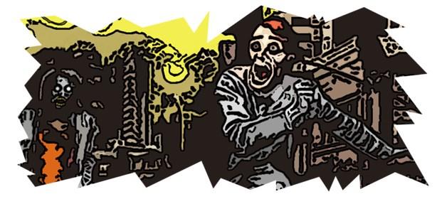 best zombie fiction online