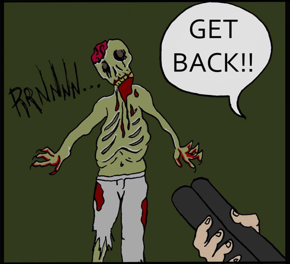 best free zombie fiction online