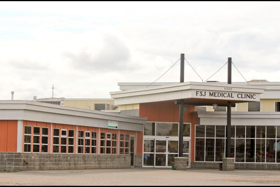 The Fort St. John Medical Clinic.