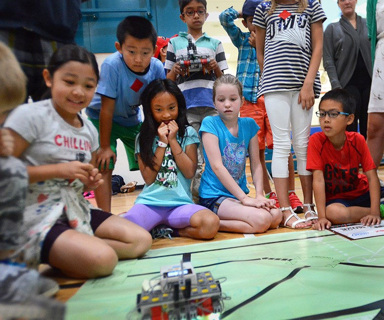Robotics, summer school