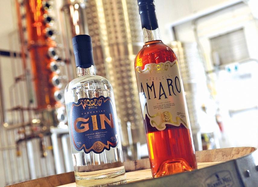 North Van distillery provides a taste of nature_0