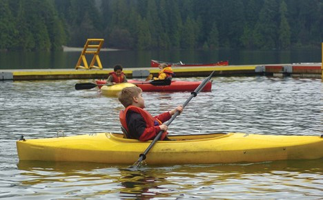 Sasamat Lake has become such a popular place in the summer parking has become dangerous Belcarra Mayor Ralph Drew.