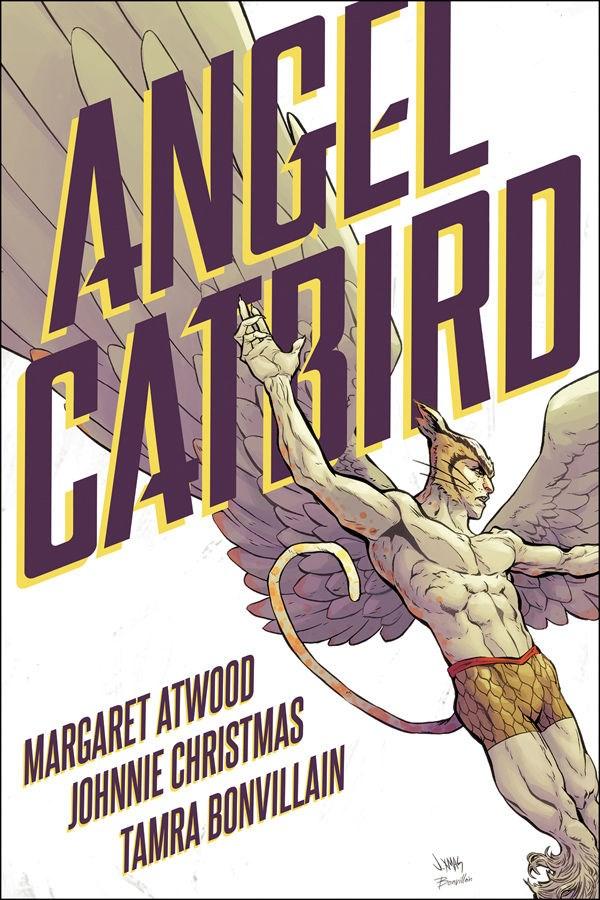 Angel Catbird anthology