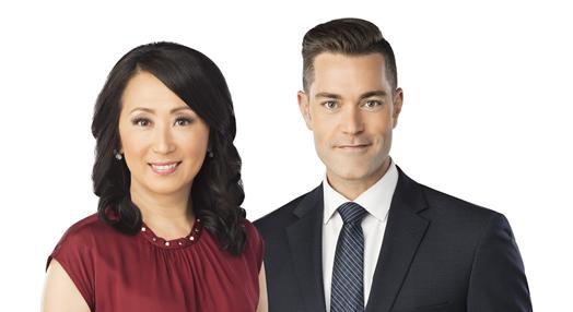 CTV Mi-Jung Lee and Scott Roberts