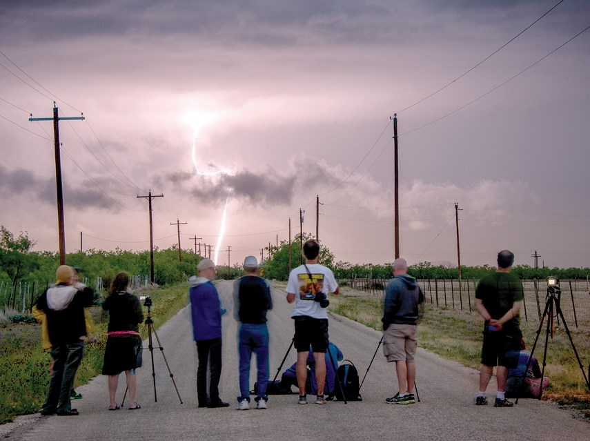 Eye in the storm - North Van woman chases tornados_4